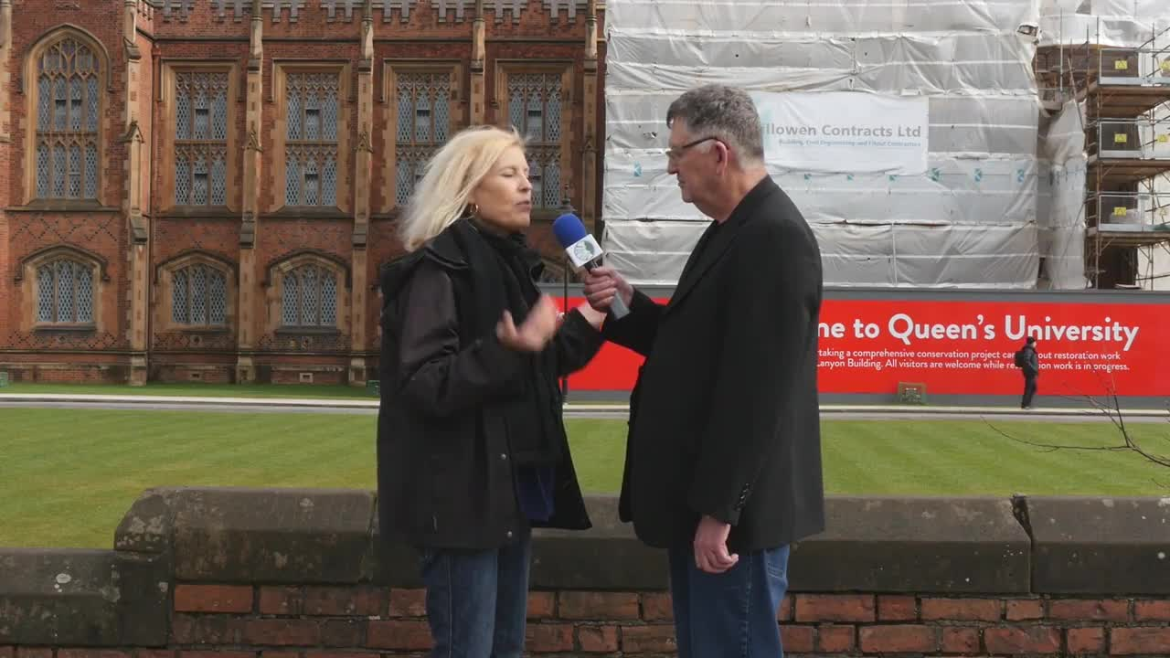 Voices of the Silenced: Belfast Premiere