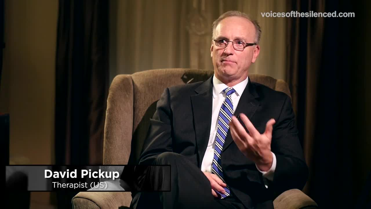 David Pickup - supporting those coming out of Gay