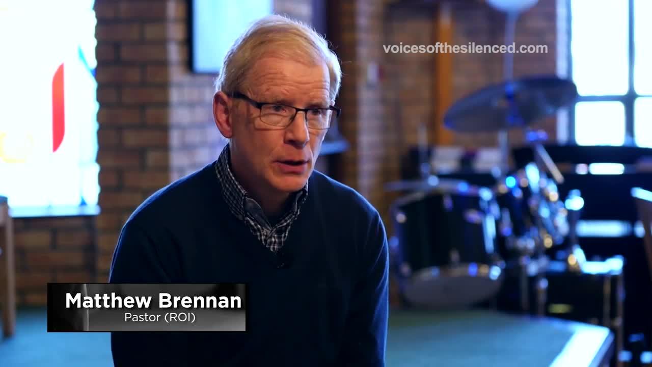 Pastor Matthew Brennan - After Ireland's gay marriage referrendum