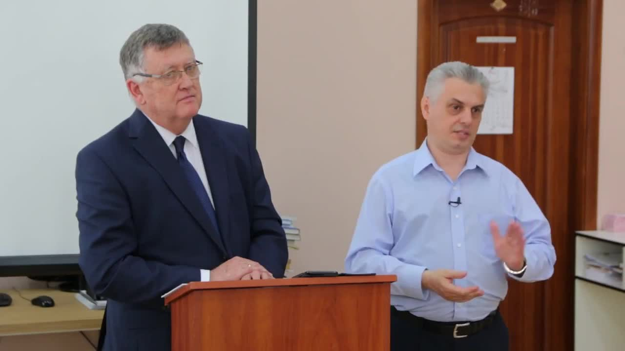 Майкл Девидсон (Mike Davidson) Kiev Presentation 26 May 2018.
