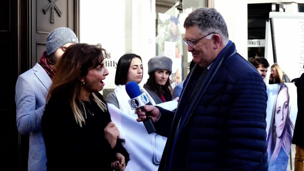 IFTCC Protest at Malta House: Matthew Grech reflects on his story