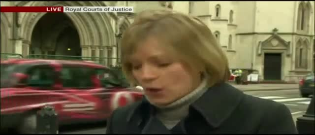 BBC News report on Court of Appeal ruling in bus adverts case 720p