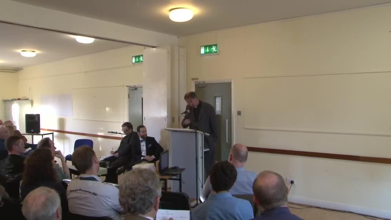Dublin Debate with Dr Robert Gagnon 1080p