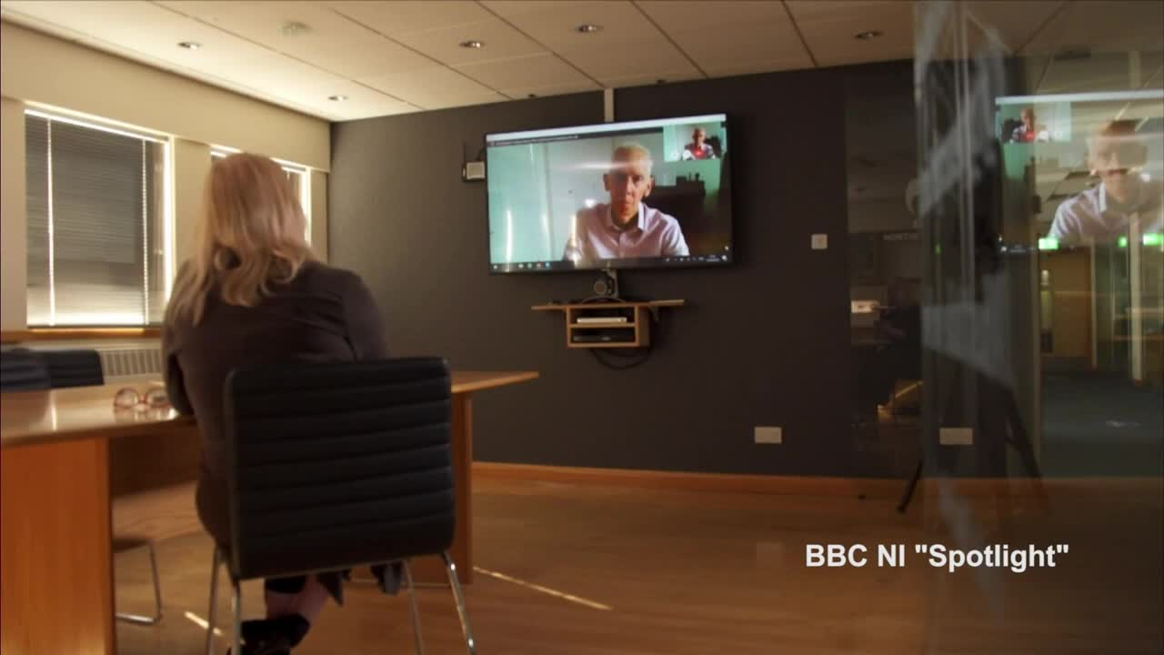 Spotlight on Collusion : the BBC and the Royal College of Psychiatrists