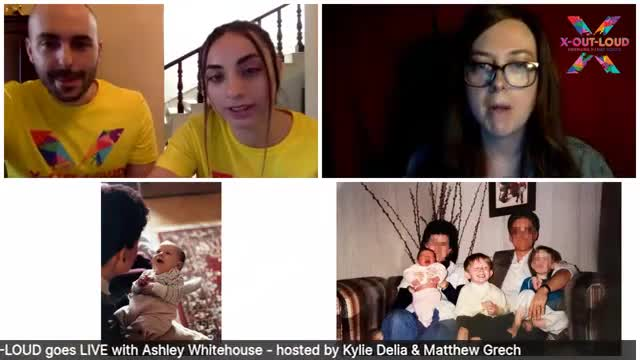 Ashley Whitehouse - Homosexual Father Testimony | X-Out-Loud