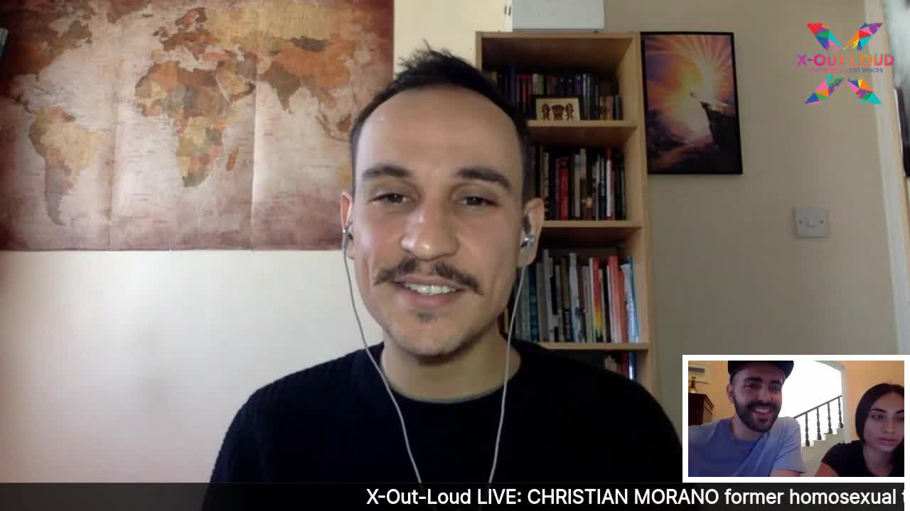 Christian Morano - Former Homosexual Testimony | X-Out-Loud