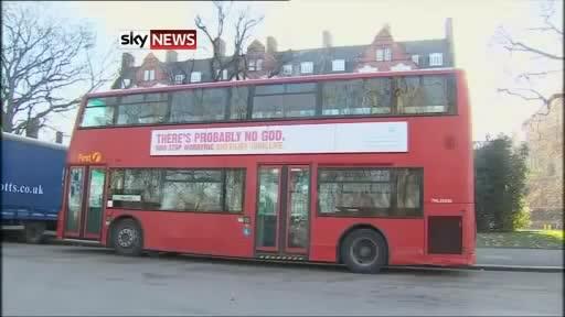 Christian Bus Advert Ban April 2012