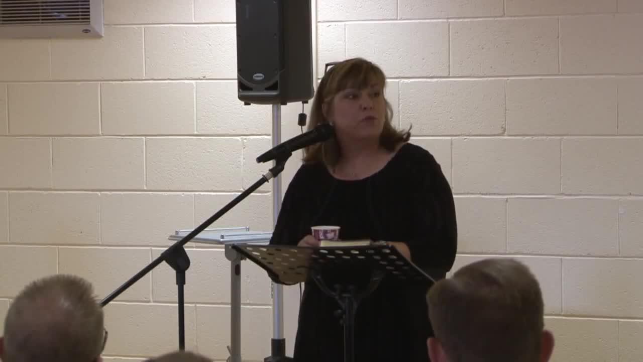 Key Christian Leaders address Belfast Ministers