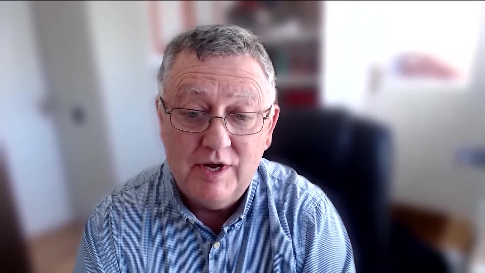 Mike Davidson on Ireland: Am  | Virgin TV  | 6 May 2021